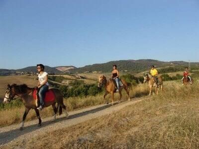 Equitazione 10 lezioni Montieri