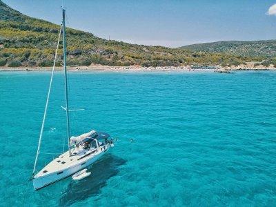 Corso di vela di 4 giorni con partenza da Cagliari