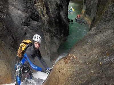 Guide Alpine di Macugnaga Canyoning
