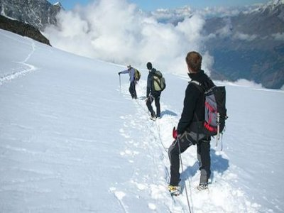 Guide Alpine di Macugnaga Ciaspole