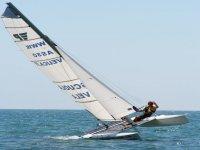 Cours de catamarans