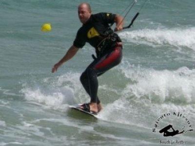 Corsi kitesurf nel Salento