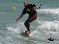 Kitesurf a Vernole