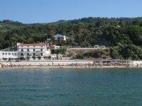 la spiaggia di Rodi Garganico