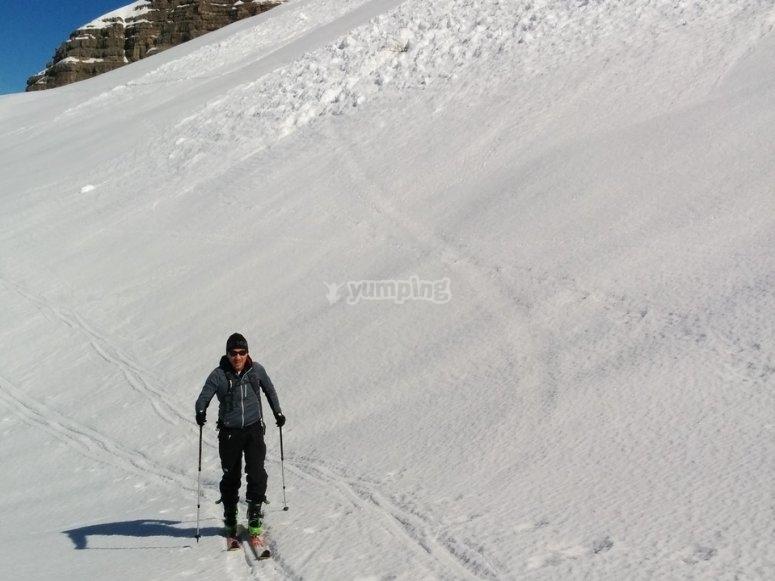 Lo Sci alpino