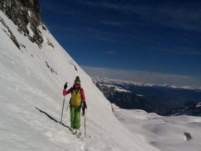 Sci Alpinismo 8 ore nelle Dolomiti di Brenta