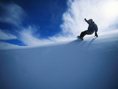 Snowboard Fuoripista 8 ore alle Dolomiti di Brenta