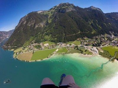 Volo Parapendio Termico in Tirolo da 25 minuti