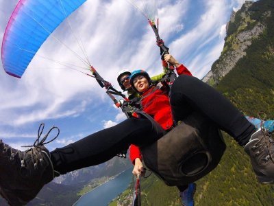 Volo Parapendio Acrobatico sul Lago Achensee 15min