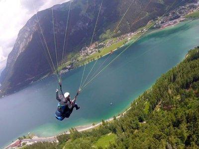 Parapendio Termico Acrobatico in Tirolo 30 minuti