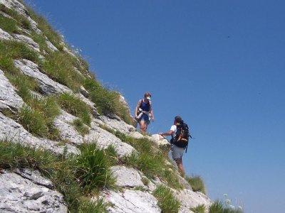 Mare & Monti Adventure Trekking