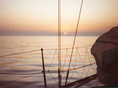 Mario Giovanbattista Baittiner Escursione in Barca