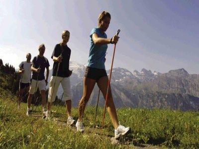 Mare & Monti Adventure Nordic Walking