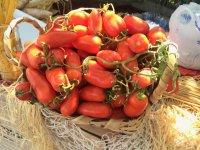 I pomodori locali