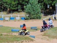 Pista di quad per bambini