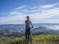 Paesaggio dalla collina