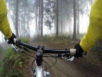 La prospettiva del ciclista
