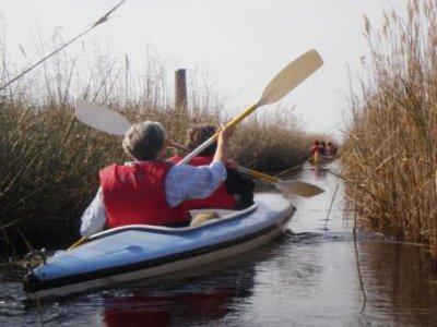 Il Bivacco Canoa