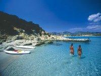 Canoe excursions Sardinia