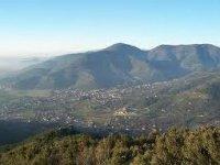 Panorama dalla Verruca