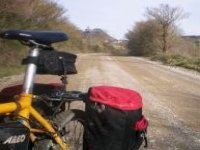 In sella sulla via Francigena