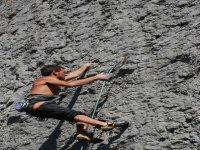Vari punti di scalata