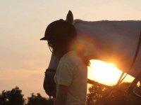 L'amore per i cavalli e per la natura? Una nostra prerogativa!