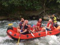Emozioni forti da rafting