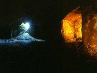 Urban speleology in Cagliari