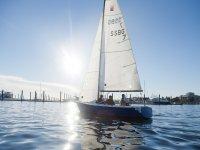 Sailing boat che passione!