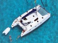 In catamarano ai Caraibi
