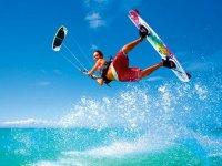 Passione per il kitesurf