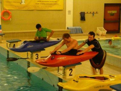 Kayak Team Turbigo Kayak