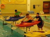 Corsi Kayak in piscina