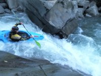 Discesa in kayak