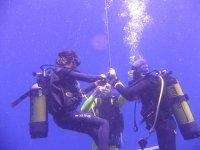 Risalita fine immersione