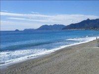 spiaggia unica