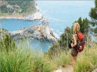 In Liguria camminare è bellissimo!