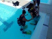 Corsi in piscina