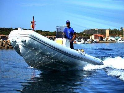 Nettuno escursioni in gommone Teulada  Noleggio Barche