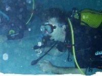 prove di respirazione in piscina
