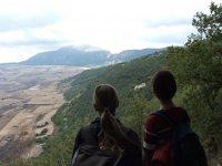 Rrekking monti Sicani