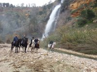 Passeggiata a cavallo nella Valle del Sosio