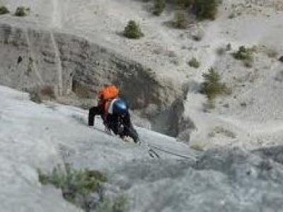 Val Bodengo Arrampicata