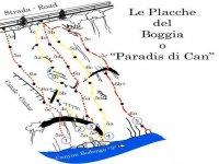 Mappa Delle Placche Del Boggia