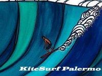 Sun Kitesurfing