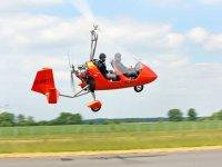 Autogiro MTO sport decollo