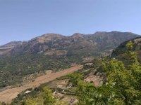 Sicilian hills
