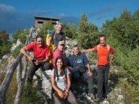 escursione in gruppo