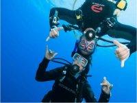 Capri e Ischia in immersione